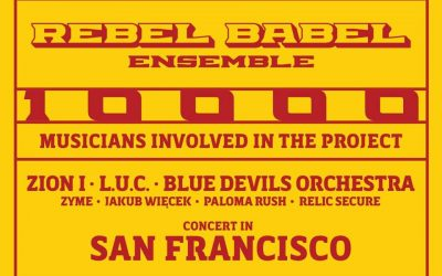 Rebel Babel feat. Zion I – Music Video – San Francisco