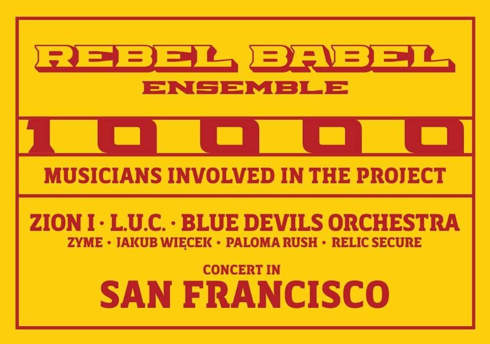 Rebel Babel feat. Zion I – Music Video – San Francisco